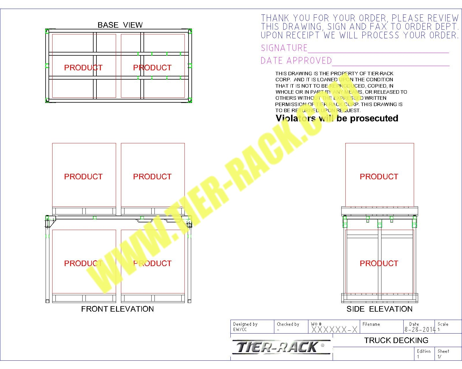 Use Truck Decking Copy